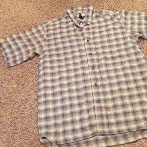 Mens 👕ROYAL ROBBINS- Casual Shirt- EUC